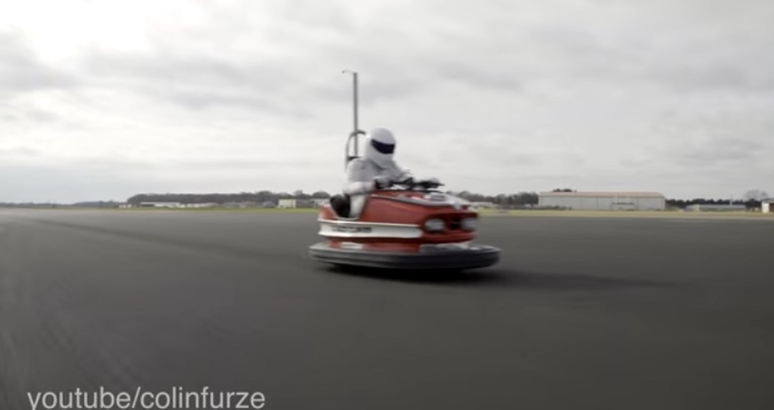 Stig bumper car