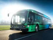Proterra buses