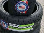 """Federal Tires """"Made for America"""""""