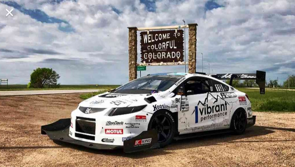 Vibrant Performance Pikes Peak